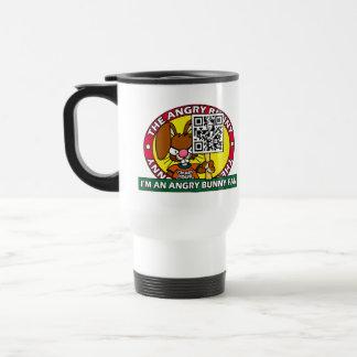 Angry Bunny Fan Mug