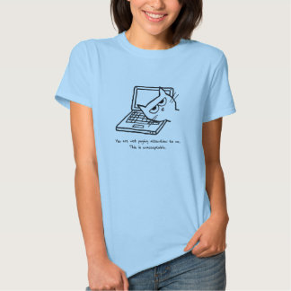 Angry Cat Demands Attention T-Shirt
