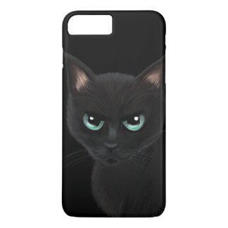Angry cat iPhone 7 plus case