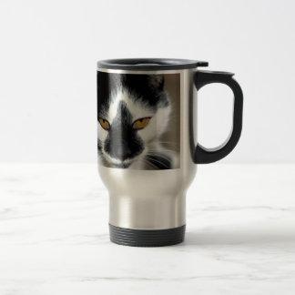 Angry Cat Coffee Mugs