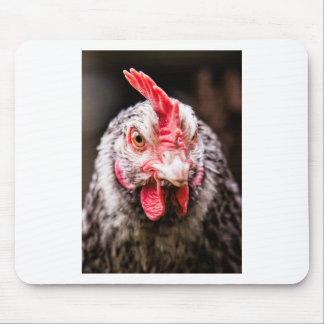 Angry Chicken Mouse Mat