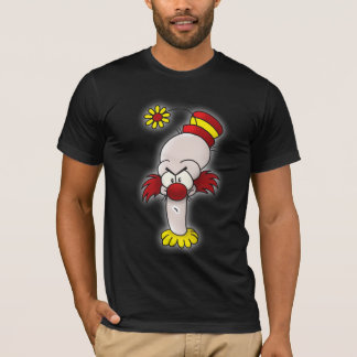 Angry Clown T-Shirt