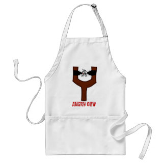 Angry Cow Standard Apron