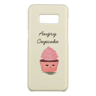 Angry Cupcake Case-Mate Samsung Galaxy S8 Case
