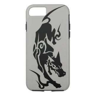 Angry dog iPhone 8/7 case