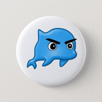 Angry Dolphin Button