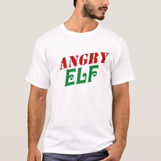 Angry Elf T-Shirt