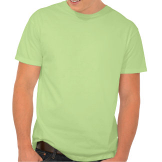Angry Eyes; Green T-shirt