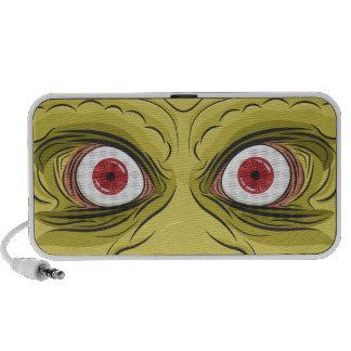 Angry Eyes Speaker