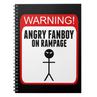 Angry Fanboy Notebook