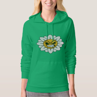 Angry Flower Women's Pullover Hoodie