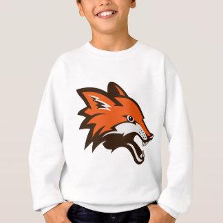 Angry fox sweatshirt