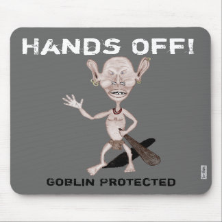 Angry Goblin Mouse Mat Mousepad