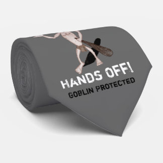 Angry Goblin Tie