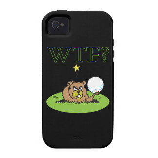 Angry Gopher Case-Mate iPhone 4 Cover