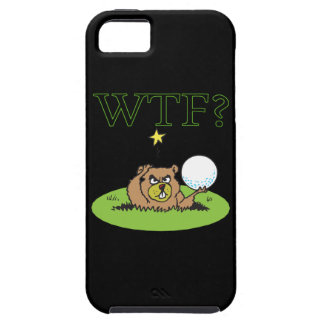 Angry Gopher iPhone 5 Cover