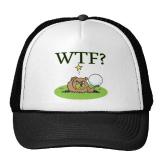 Angry Gopher Trucker Hat