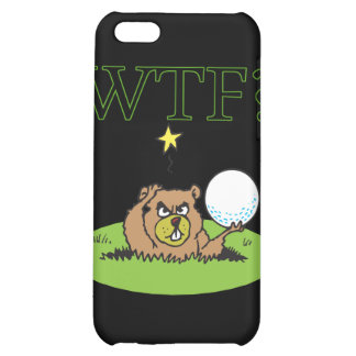 Angry Gopher iPhone 5C Cases