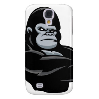 angry  gorilla galaxy s4 case
