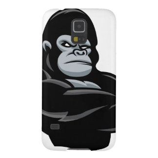 angry  gorilla galaxy s5 covers