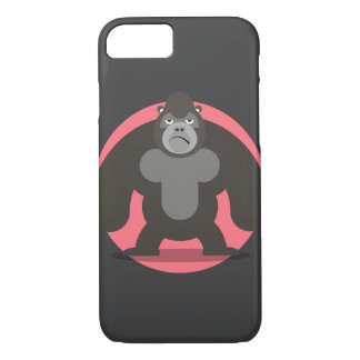 Angry Gorilla Phone Case