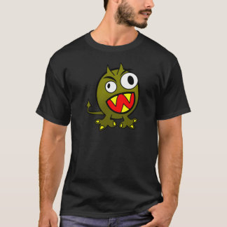 Angry Green Monster T-Shirt