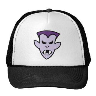 Angry Halloween Vampire Trucker Hat