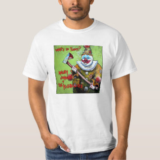 "Angry Johnny & The Kilbillies ""What's So Funny"" T T-Shirt"