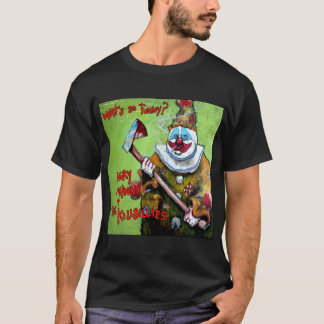 """Angry Johnny """"What's So Funny?"""" Tee"""