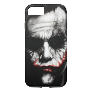 Angry Joker iPhone 7 Case