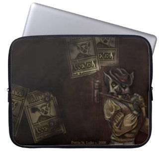 Angry Lemur Laptop and Tablet Bag Laptop Computer Sleeves