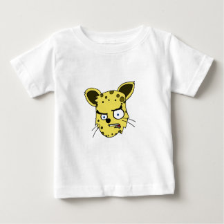 Angry Leopard Baby T-Shirt