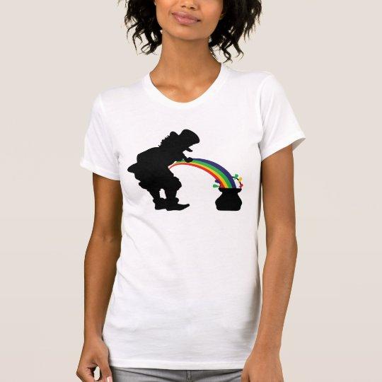angry leprechaun T-Shirt