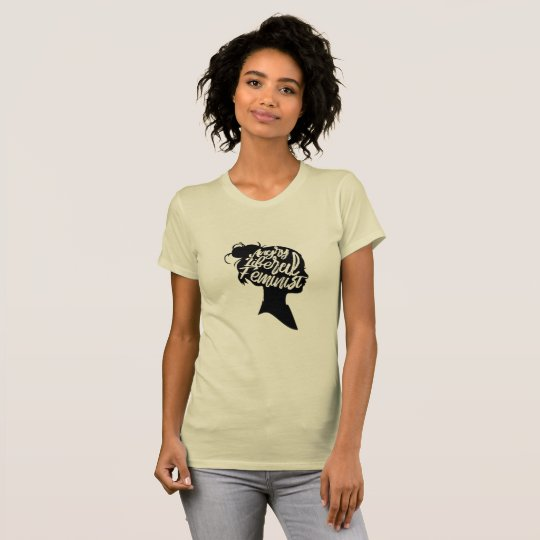 Angry Liberal Feminist T-Shirt