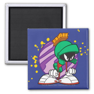 Angry Marvin Magnet