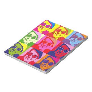 Angry Mosaic Notepad
