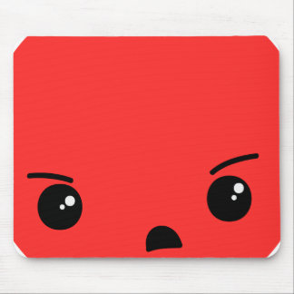 Angry Mouse Mat