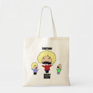 Angry Mum Bag