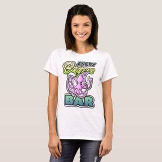 Angry Octopus Bar T-Shirt