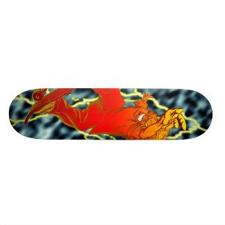 Angry Ollie Skateboard