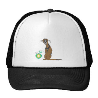 Angry Otter Mesh Hat