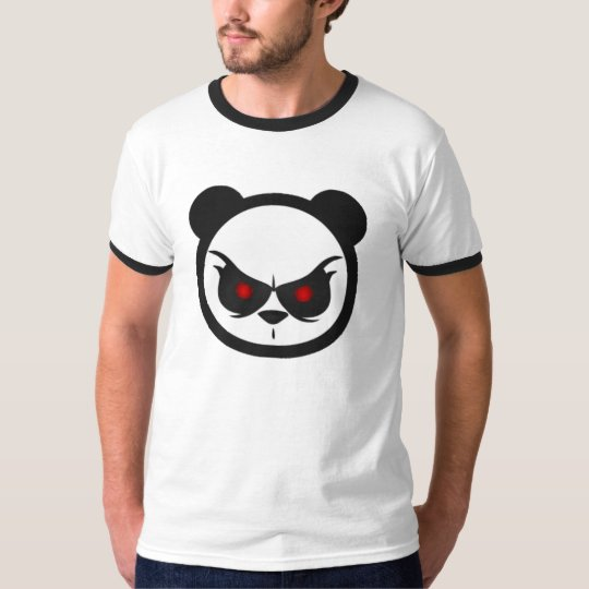 Angry Panda Men's T-shirt