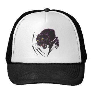 Angry Panther Cap