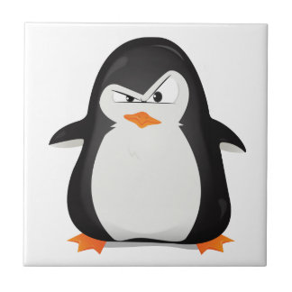Angry Penguin Tile