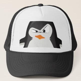 Angry Penguin Trucker Hat