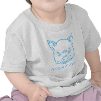 angry pig tee shirts