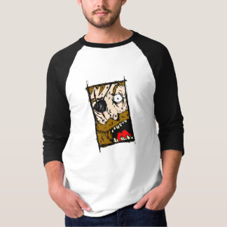 Angry Pirate Jersey T-Shirt