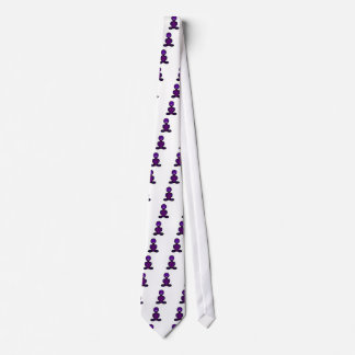 Angry (plain) tie