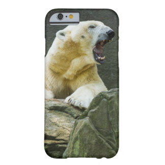 Angry Polar Bear Barely There iPhone 6 Case