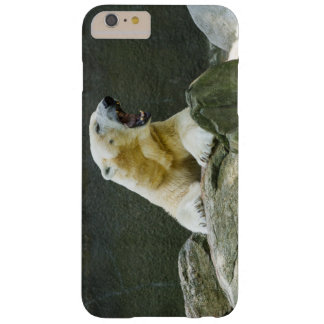 Angry Polar Bear Barely There iPhone 6 Plus Case
